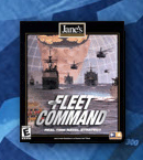 Fleet Command Game Box